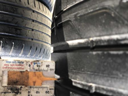 set 2 anvelope 225/50 R17 sh vara Bridgestone 5mm cu garantie [5]