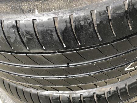 set 2 anvelope 215/45 r17 sh vara Michelin 6mm cu garantie [2]