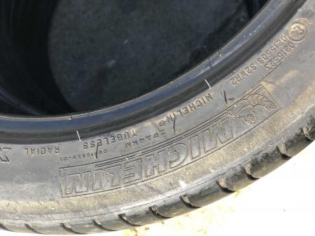 set 2 anvelope 215/45 r17 sh vara Michelin 6mm cu garantie [3]