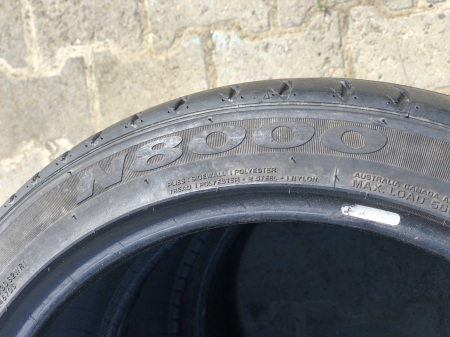 set 2 anvelope 205/45 R17 sh vara Nexen 5mm cu garantie [5]