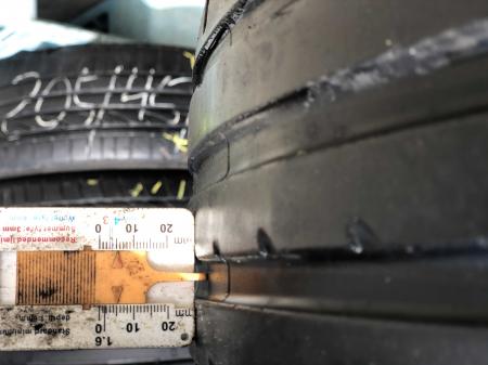 set 2 anvelope 205/45 R17 sh vara Nexen 5mm cu garantie [6]