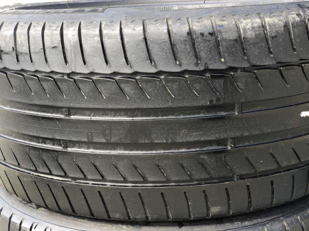 set 2 anvelope 245/40 R17 sh vara Michelin 5mm cu garantie [1]