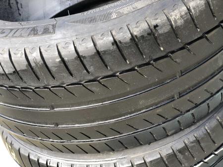 set 2 anvelope 245/40 R17 sh vara Michelin 5mm cu garantie [2]