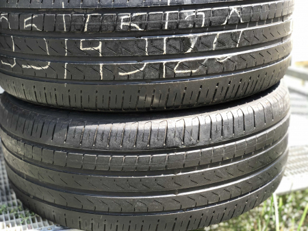set 2 anvelope 255/45 R20 sh vara Pirelli 6mm cu garantie [0]