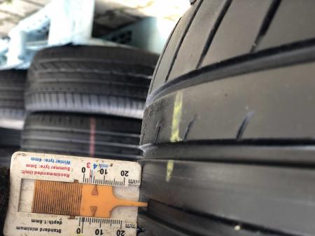 set 2 anvelope 215/65 R16 sh vara Dunlop 5.5mm cu garantie [6]