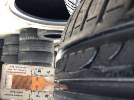 set 2 anvelope 215/55 R16 sh vara Dunlop 6.5mm cu garantie [5]