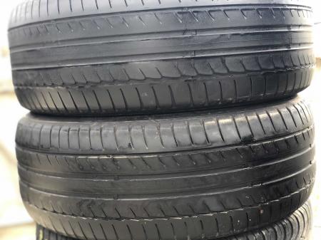 set 2 anvelope 215/55 R16 sh vara Michelin 4mm cu garantie [0]