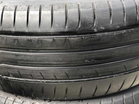 set 2 anvelope 215/55 R16 sh vara Dunlop 5.5mm cu garantie [1]