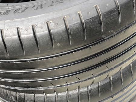 set 2 anvelope 215/55 R16 sh vara Dunlop 5.5mm cu garantie [2]