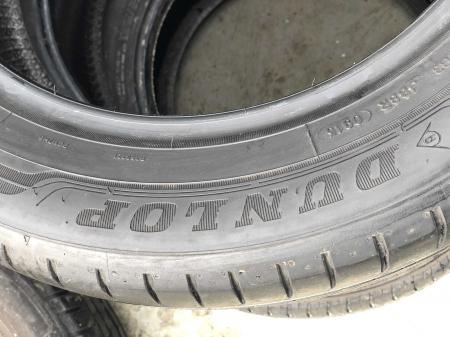 set 2 anvelope 215/55 R16 sh vara Dunlop 5.5mm cu garantie [3]