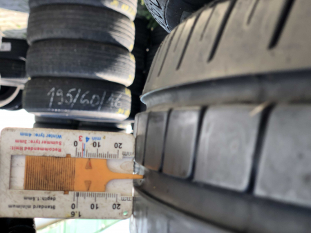 set 2 anvelope 205/55 R16 sh vara Pirelli 6mm cu garantie [6]