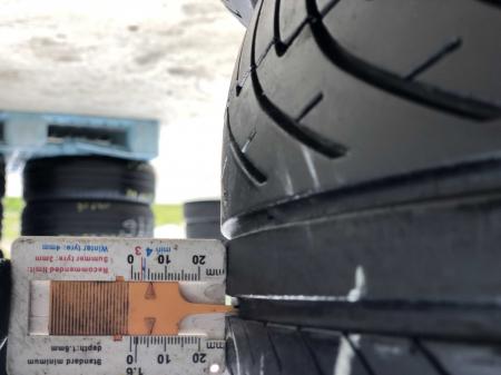 set 4 anvelope 205/55 R16 sh vara Michelin 5-7mm cu garantie [8]