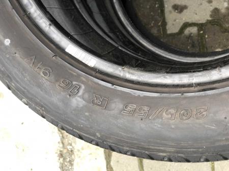 set 2 anvelope 205/55 R16 91V sh vara Michelin 5.5mm cu garantie [5]