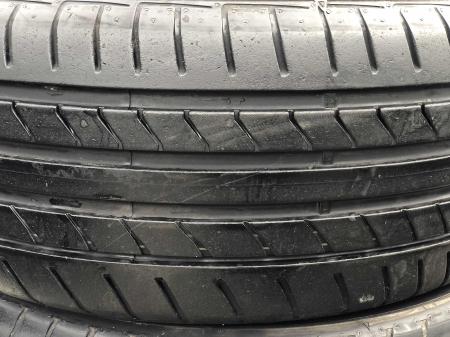 set 4 anvelope 205/55 R16 91V sh vara Dunlop 6.5mm cu garantie [1]