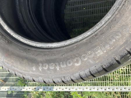 set 4 anvelope 205/55 R16 91V sh vara Continental 5-7mm cu garantie [4]