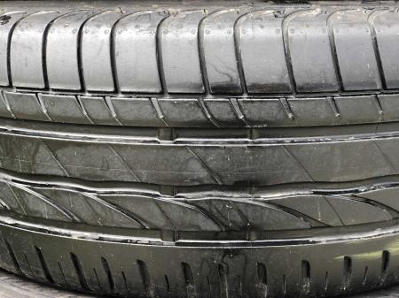 set 2 anvelope 205/55 R16 91W Runflat sh vara Bridgestone 6mm cu garantie [1]