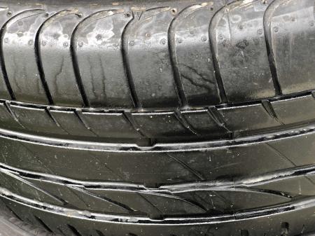 set 2 anvelope 205/55 R16 91W Runflat sh vara Bridgestone 6mm cu garantie [2]