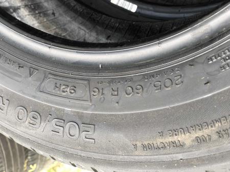 set 2 anvelope 205/60 R16 92H sh vara Michelin 5.5mm cu garantie [4]