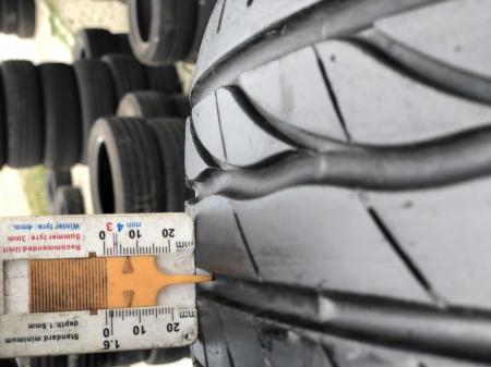 set 4 anvelope 205/60 R16 92V sh vara Bridgestone 6.5mm cu garantie [6]