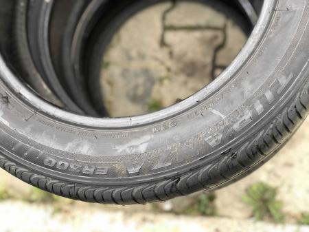 set 2 anvelope 205/60 R16 92H sh vara Bridgestone 4mm cu garantie [3]