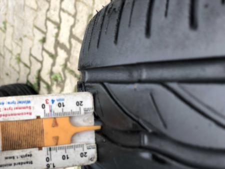 set 2 anvelope 205/60 R16 92H sh vara Bridgestone 4mm cu garantie [5]