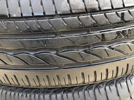 set 4 anvelope 195/55 R16 87H sh vara Bridgestone 6mm cu garantie [1]