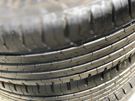 set 2 anvelope 195/55 R16 87H sh vara Continental 7mm cu garantie [2]