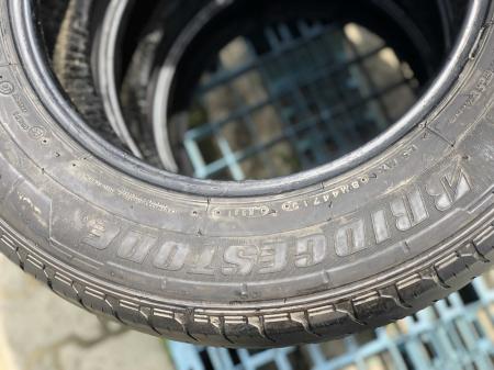 set 4 anvelope 215/65 R15C 104/102T sh vara Bridgestone 6.5mm cu garantie [3]