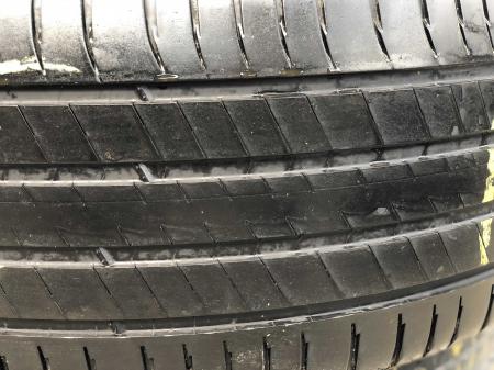 set 2 anvelope 255/45 R20  sh vara Michelin 5.5mm cu garantie [2]