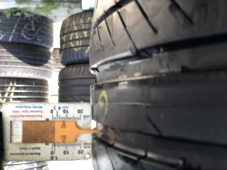 set 2 anvelope 235/50 R18  sh vara Continental 7mm cu garantie [6]