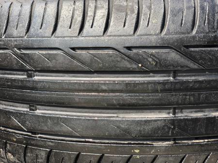 set 2 anvelope 225/50 R18 95W sh vara Bridgestone 6.5mm cu garantie [1]