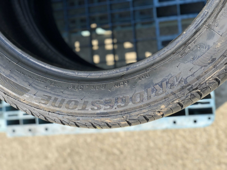 set 2 anvelope 225/50 R18 95W sh vara Bridgestone 6.5mm cu garantie [4]