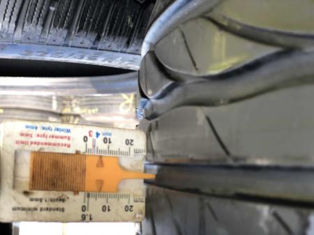 set 4 anvelope 215/50 R17 sh vara Bridgestone 6mm cu garantie [6]