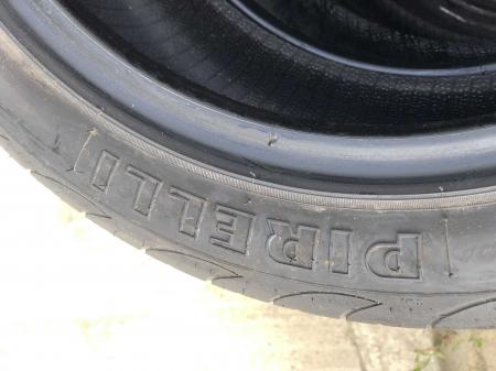 set 2 anvelope 215/45 R17 91Y sh vara Pirelli 6.5mm cu garantie [3]