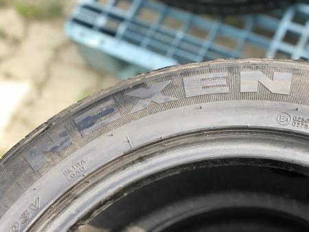 set 2 anvelope 235/55 R17 103V sh vara Nexen 5mm cu garantie [6]