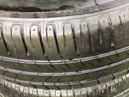 set 2 anvelope 205/55 R16 91V sh iarna Michelin 6mm cu garantie [2]