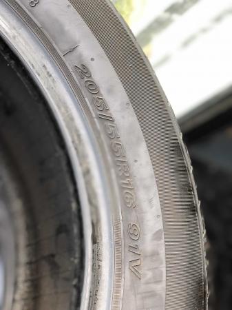 set 4 anvelope 205/55 R16 91V sh vara Nexen 5.5mm cu garantie [3]
