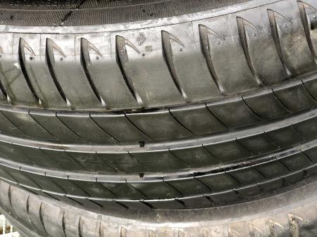 set 2 anvelope 225/60 R16 102V sh vara Michelin 6mm cu garantie [2]