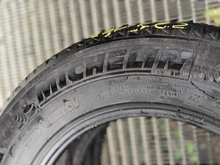 set 2 anvelope 225/60 R16 102V sh vara Michelin 6mm cu garantie [3]