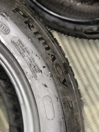 set 2 anvelope 225/60 R16 102V sh vara Michelin 6mm cu garantie [4]