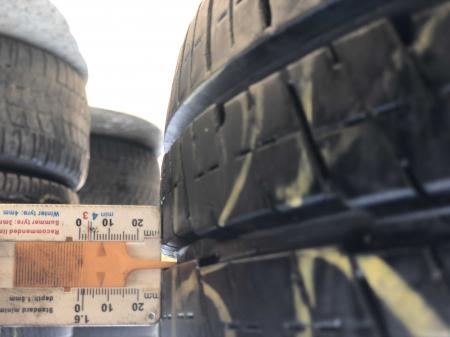 set 2 anvelope 215/65 R15C 104/102T sh vara Continental 7mm cu garantie [6]