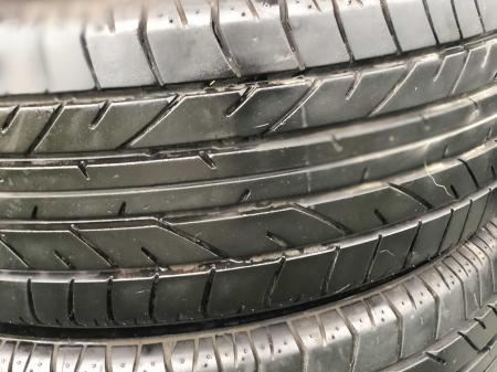set 2 anvelope 185/55 R15 81V sh vara Bridgestone 6.5mm cu garantie [1]