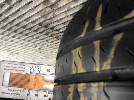 set 4 anvelope 185/65 R15 88H sh vara Continental 6mm cu garantie [8]