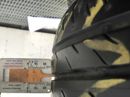 set 2 anvelope 185/65 R15 88H sh vara Nexen 6mm cu garantie [6]