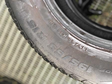 set 2 anvelope 195/65 R15 91H sh vara Formula 5.5mm cu garantie [4]
