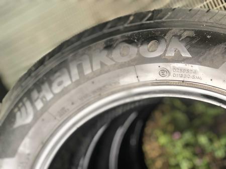 set 4 anvelope 195/65 R15 91H sh vara Hankook 6mm cu garantie [4]