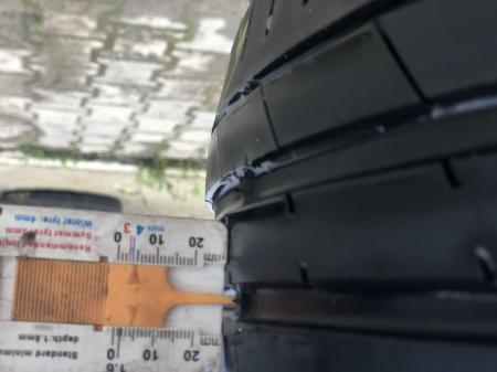 set 2 anvelope 185/55 R16 83V sh vara Nexen 4mm cu garantie [6]