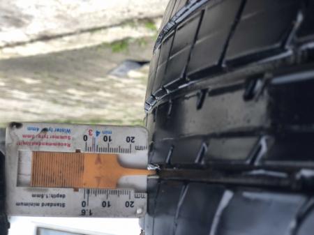 set 2 anvelope 185/55 R16 83H sh vara Dunlop 5mm cu garantie [4]