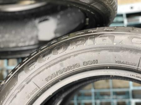set 2 anvelope 195/60 R16 89H sh vara Bridgestone 4mm cu garantie [3]