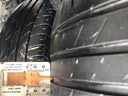 set 2 anvelope 195/60 R16 89H sh vara Bridgestone 4mm cu garantie [6]